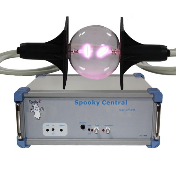 Spooky kit central avec tube plasma phanotron