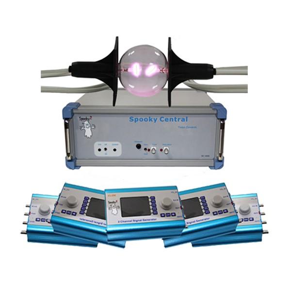 Spooky Central kit ultime avec tube plasma phanotron