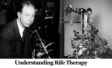Comprendre la thérapie Rife